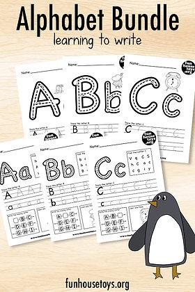 Alphabet Bundle - Digital Download