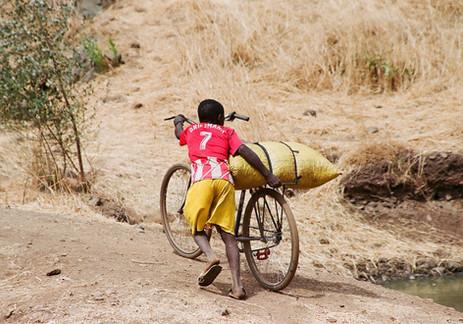 Senegalese boy
