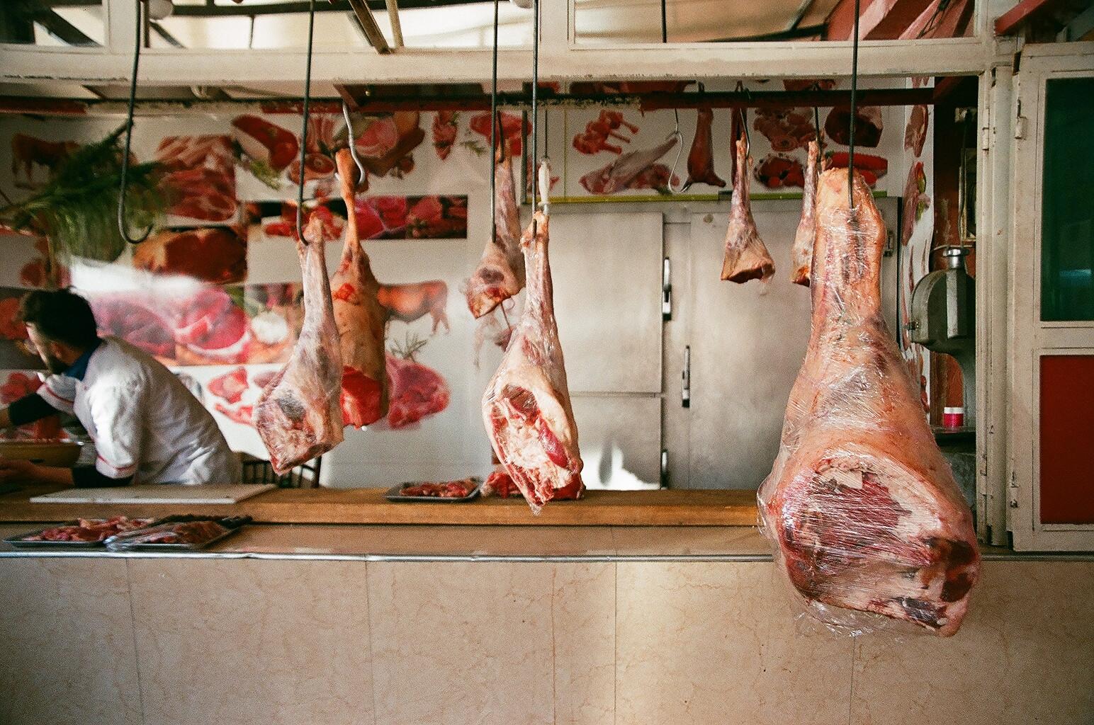 Moroccan meats