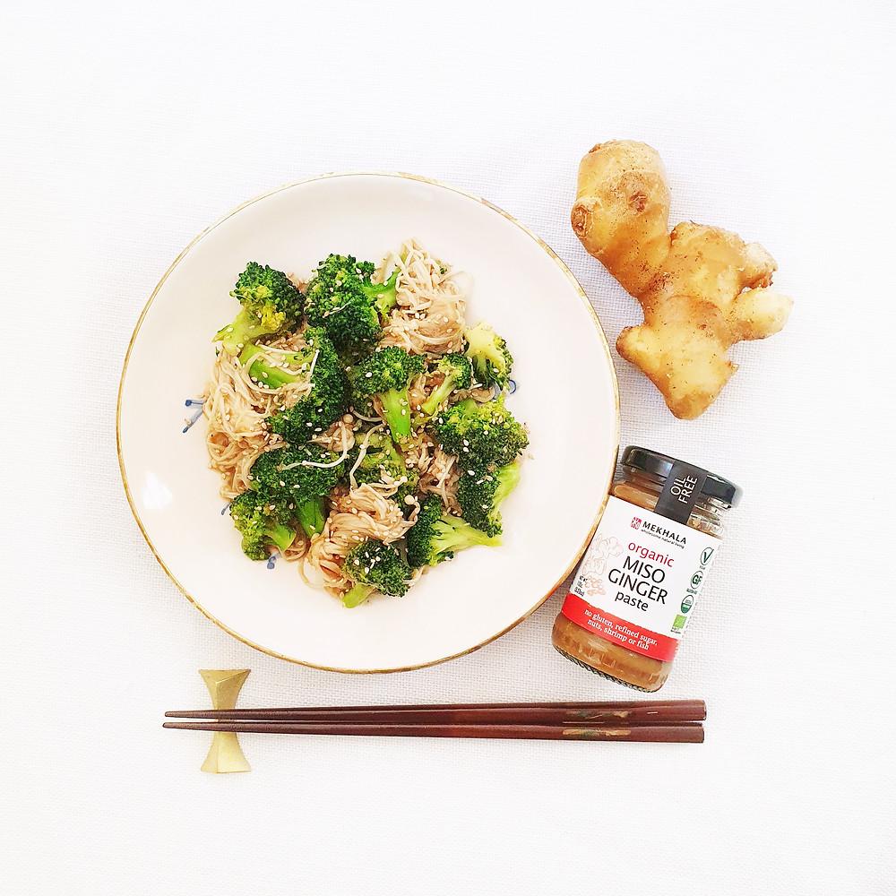 Vegetarian Laksa