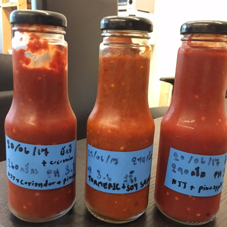 Move Over Sriracha, There's A New Hottie In Town!
