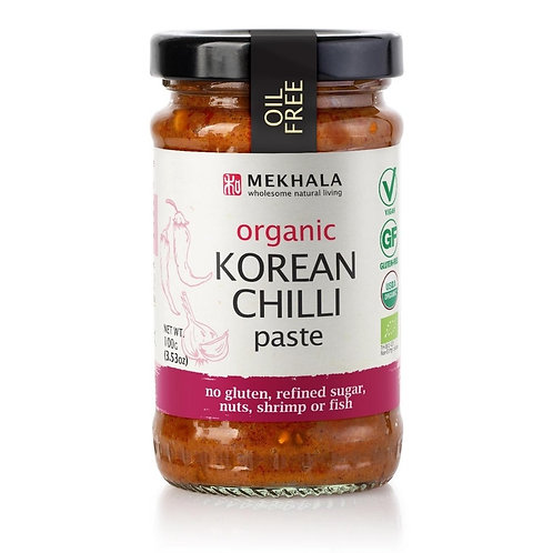 Organic Korean Chilli Paste 100gm/3.53oz