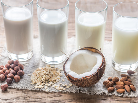 4  (Calorie-Cutting) Coconut Milk Substitutes for Curries
