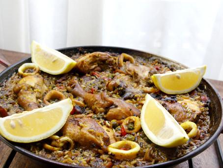 Mekhala Energy Rice Paella