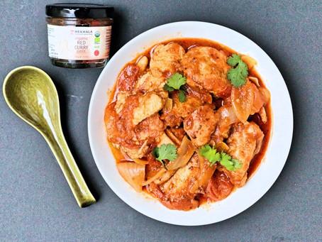 Ayam Masak Merah (Chicken Tomato Casserole)