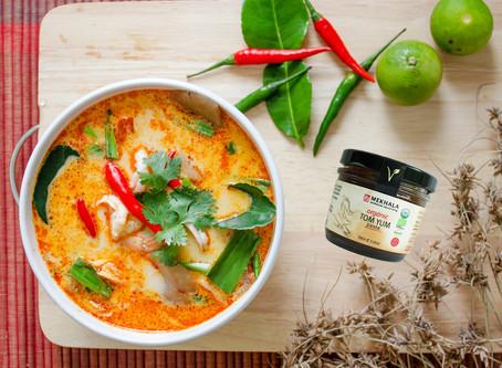 Tom Yum Goong (Shrimp Tom Yum)