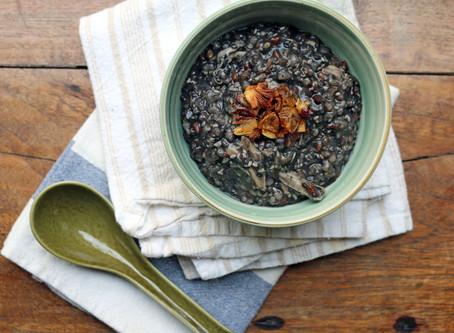 The Breakfast Series: Energy Rice Porridge
