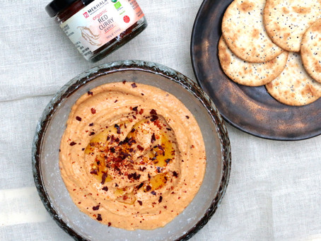 Spiced Hummus Ideas For Spring/Summer