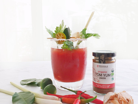 Bloody Tommy (Tom Yum Bloody Mary)