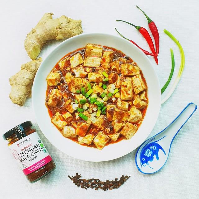 Szechuan (Sichuan) Mapo Tofu