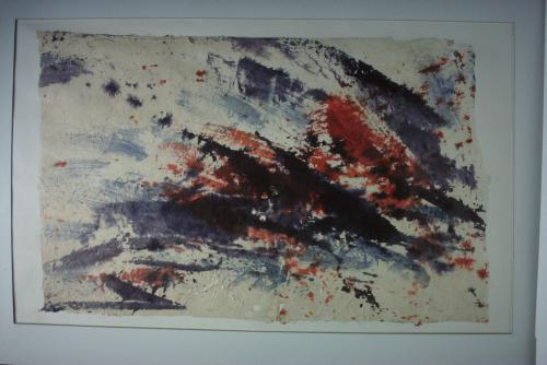 noa_aquarel_nepali-DARKBLUE_RED_LANDSCAPE