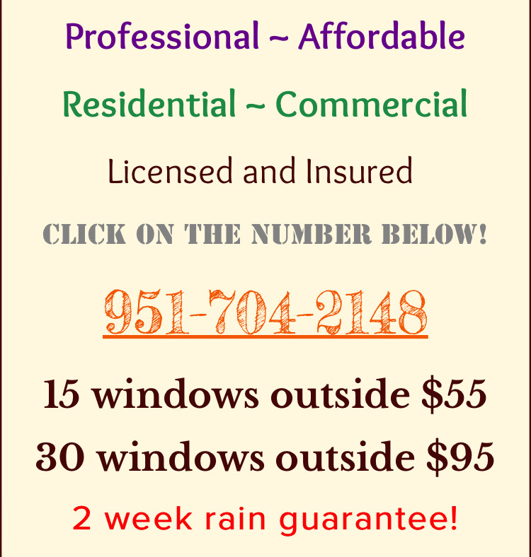 Window Cleaning Murrieta All About Windows Window Cleaning