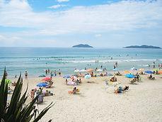 Local da Pousada em Florianopolis