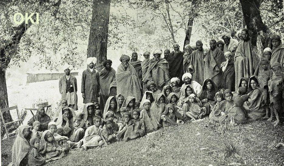 1912 Kashmiri