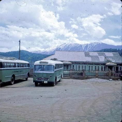 Gulmarg Kashmir 1960s