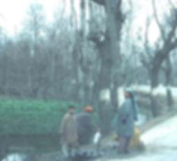 1976 Near Nagin Lake, Kashmir.jpg