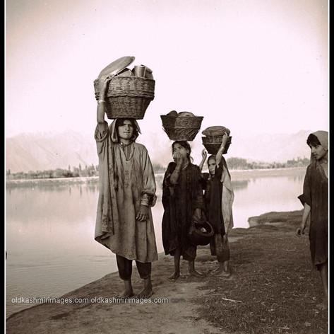 1950 Kashmir.
