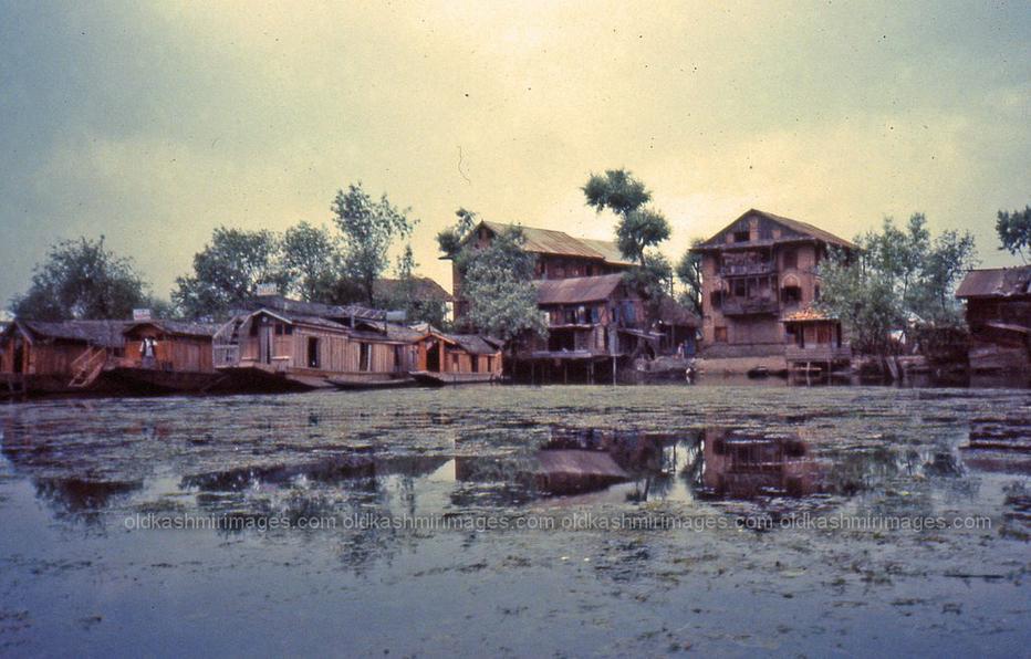 Houseboats Srinagar, Kashmir