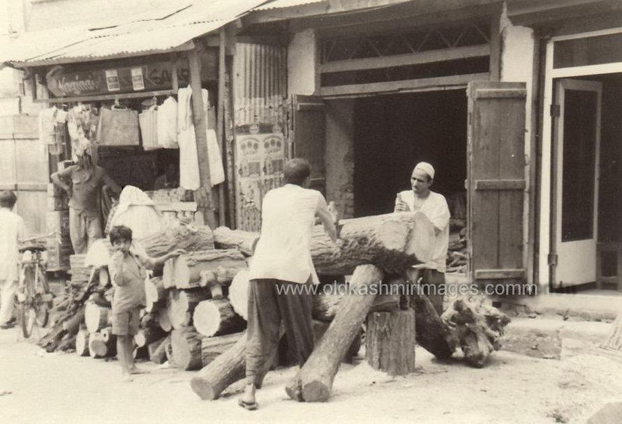 Kashmir in 1970s