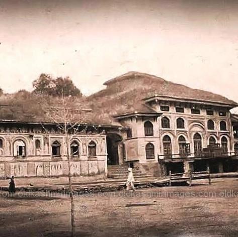 1902 Hazratbal, kashmir