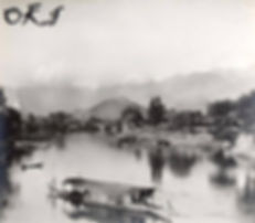 1940s Nawakadal Srinagar Kashmir