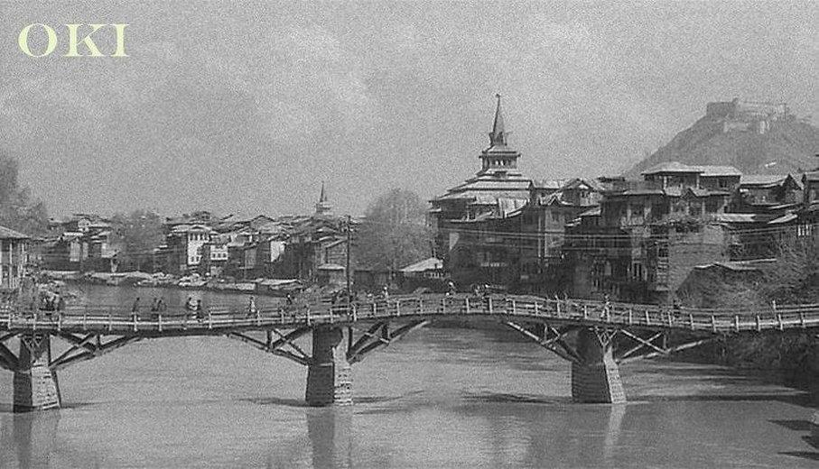 Old Fateh Kadal Srinagar Kashmir..jpg