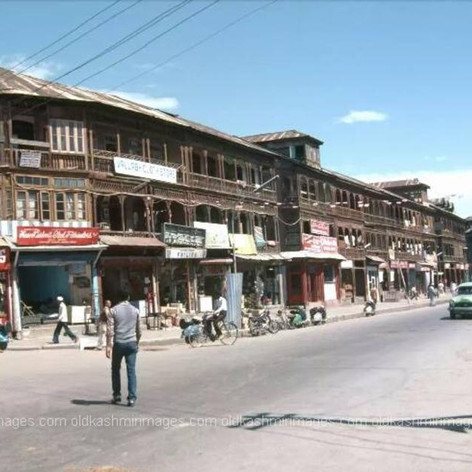 Hari Singh High Street Srinagar Kashmir
