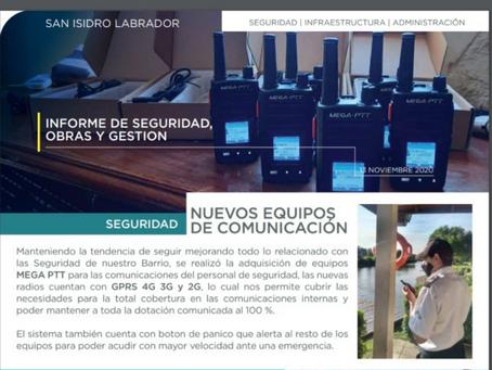 SAN ISIDRO LABRADOR, INCORPORA NUESTRA TECNOLOGÍA Y EXPERIENCIA