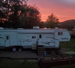 Highway 250 Campground