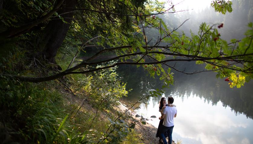 Romance in Nature