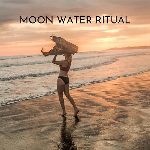 Moon Water Dance Ritual