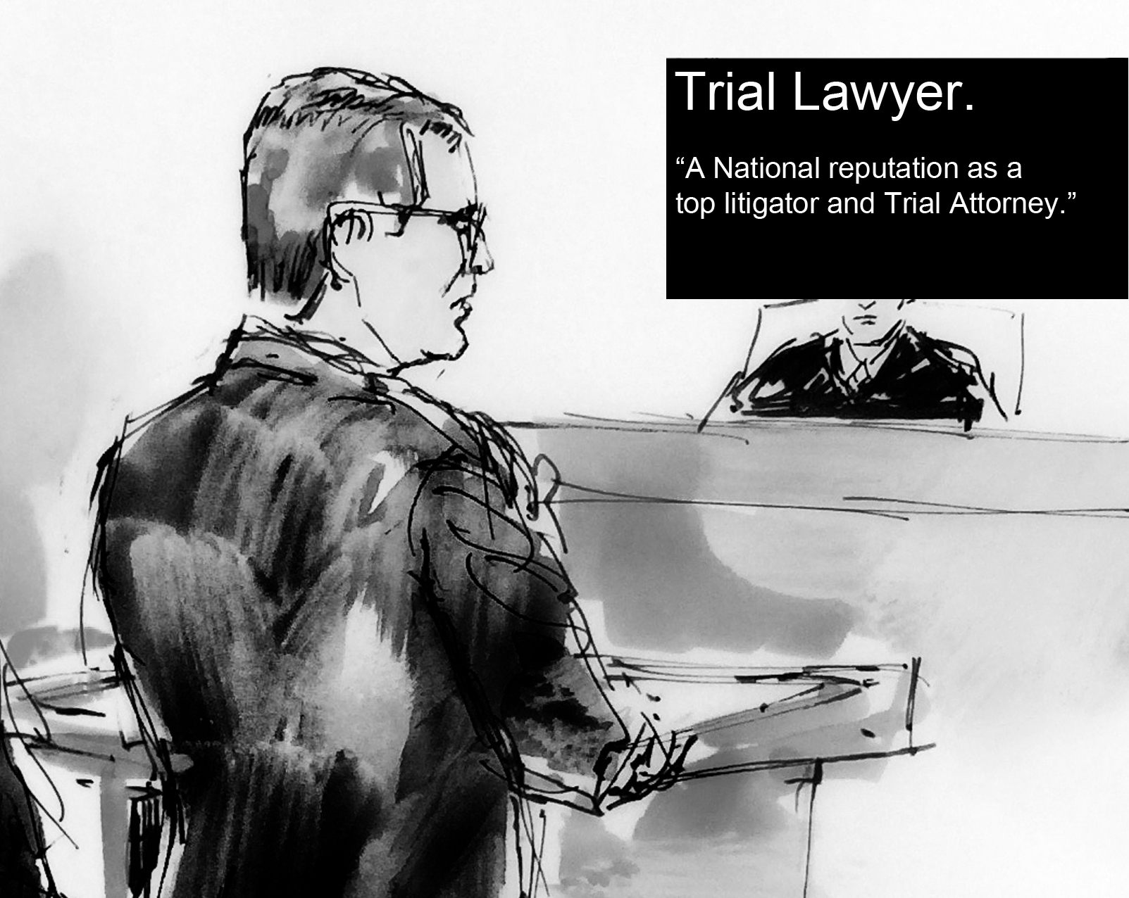 Huish Courtroom Art 2