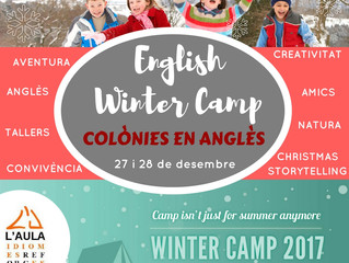 English Winter Camp