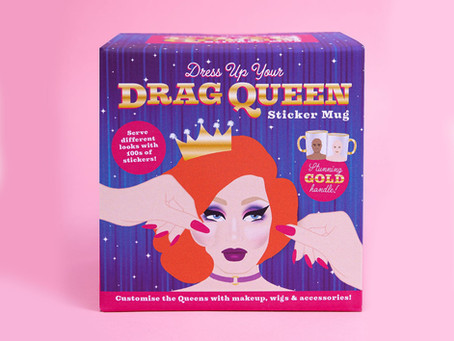 The Drag Queen mug of your dreams