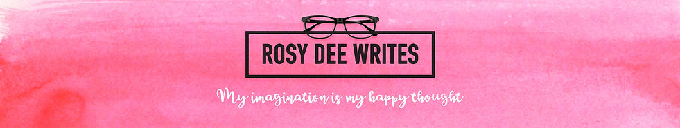 rosy dee writes banner