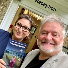 Book donation - Bodsham School, Kent2.jpg