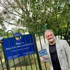 Book donation -Bridge & Patrixbourne School, Kent.jpg