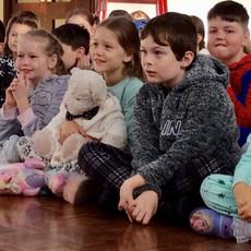 Visit to Stoneydelph Primary School - Bedtime Story Day 1.jpg