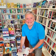 book signing, malvern
