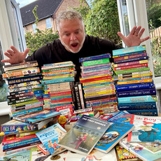Collecting books for school libraries - thank you Etwall & Hilton!.jpg