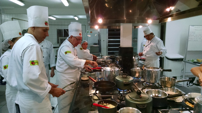 Cozinha Profissional (sala 2)