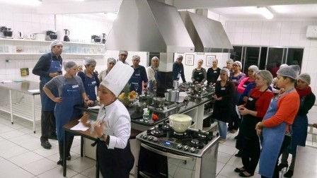 Dia Corporativo Sabor e Saber Gastronomia - Experiência Masterchef