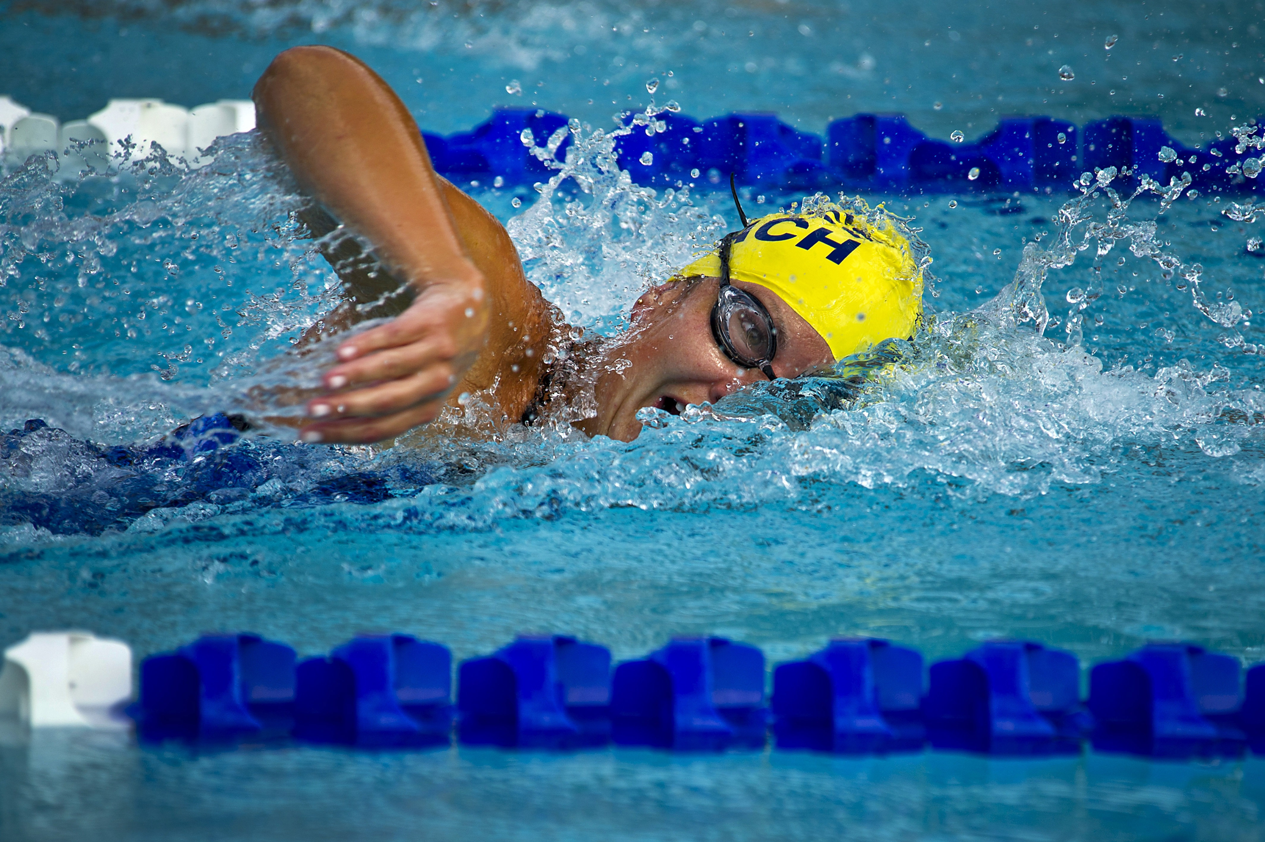 Progresser en natation