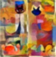 kh Feline Double portrait signed.jpg