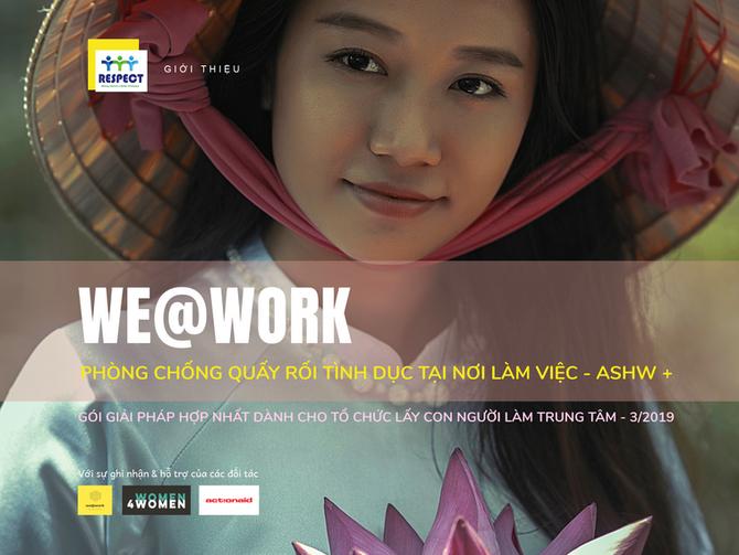 WE@WORK - ASHW+ trong tổ chức của bạn