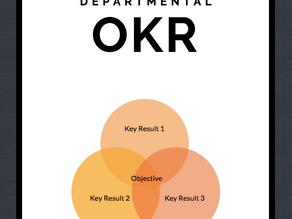 03 Steps to develop Departmental OKR