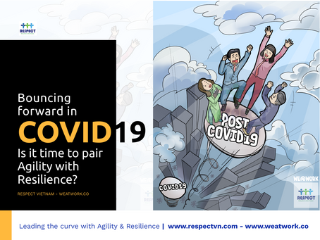 PANDORA BOX | Bouncing forward in Covid19 - Is it time to pair Agility with Resilience?