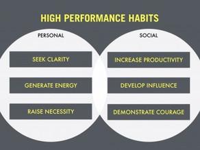 06 High-performance Habits