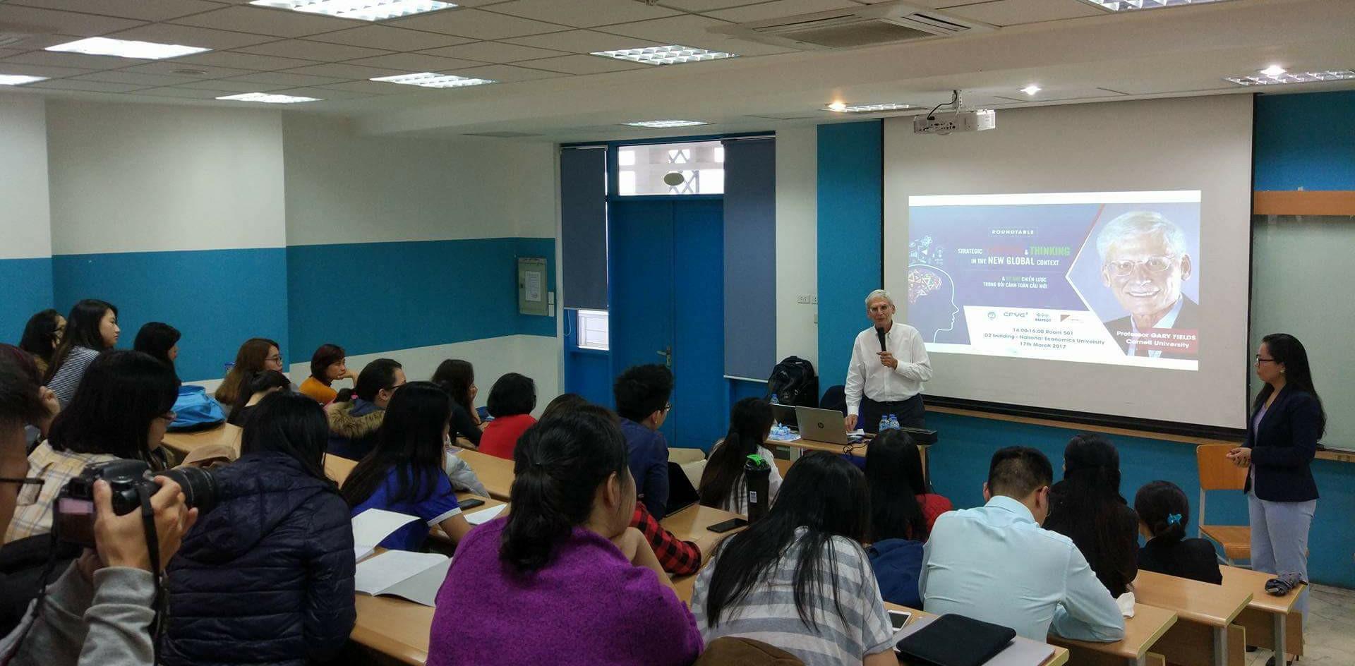 Vietnamese students & Labor Knowledge