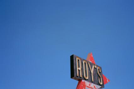 Roy's Motel in the Sky, Amboy, NY, 2017